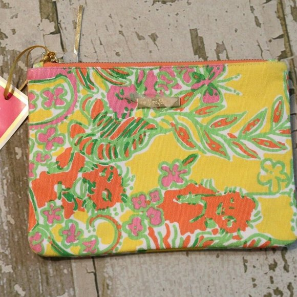 Lilly Pulitzer for Target Handbags - NWT LILLY PULITZER for Target Cosmetic bag NEW